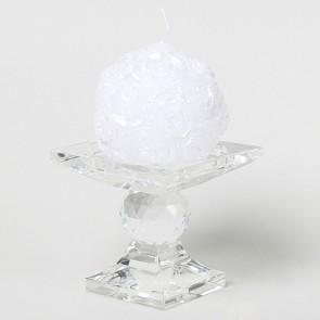 porta candela cristallo