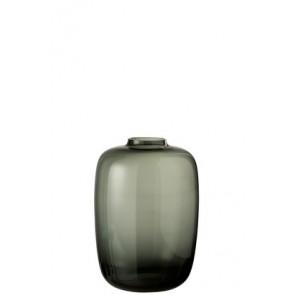 Vaso Cleo in vetro Grey 30x45