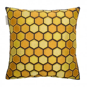 Cuscino giallo Honey 40X40