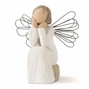 WILLOW TREE ANGELO DELLA CURA H9,5 cm