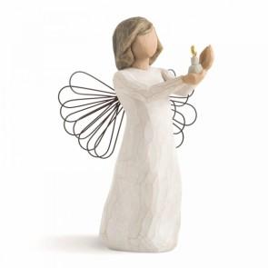 WILLOW TREE ANGELO DELLA SPERANZA H13,0 cm