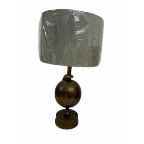 LAMPADA BASE 15X38 KALYMA ANTIQUE BRONZE