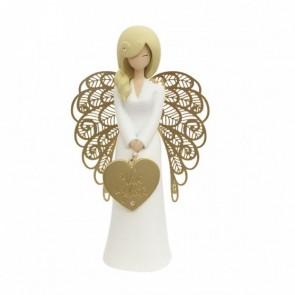 YOU  ARE AN ANGEL VIVI SEMPLICEMENTE 15.5 CM