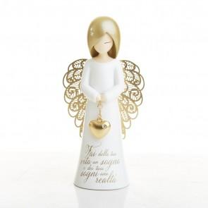 YOU ARE AN ANGEL ANGELO UN SOGNO UNA REALTA'